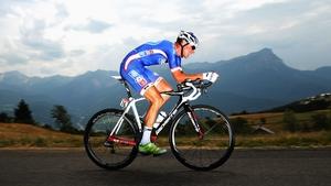 Alexandre Geniez won stage 15 of La Vuelta