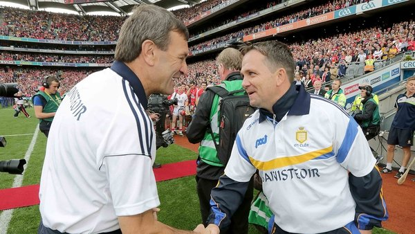 Jimmy Barry-Murphy: 'Clare were very, very good and were a step or two ahead of us'