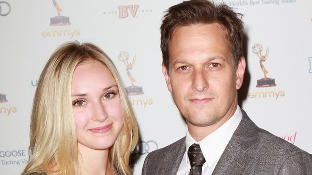 Josh Charles and Sophie Flack tie the knot