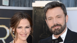 "Garner with Affleck: ""It feels like I'm having an affair. But I don't mind, I'm not complaining!"""