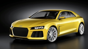 Audi says quattro is more than just a technology - quattro is a philosophy