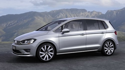The new model is based, like the multi-award-winning Golf hatchback, on the MQB platform