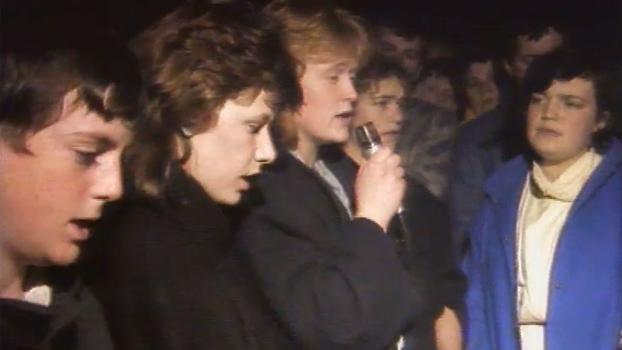 Vigil, Sligo 1985