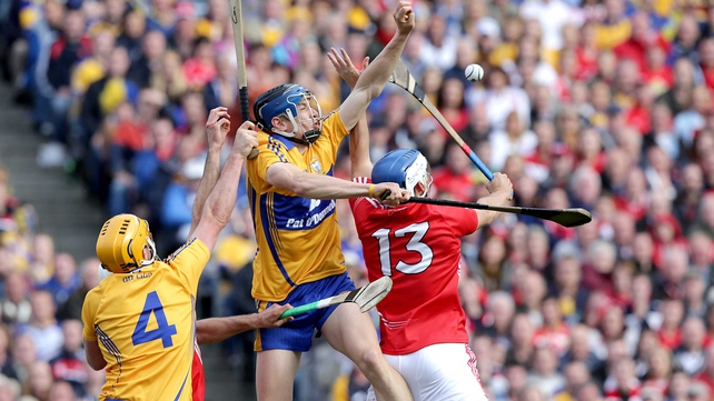 Conor Ryan: 'Of all people, Dunny, to stick the ball over the bar. It's a relief'