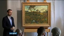 Lost Van Gogh painting found in attic
