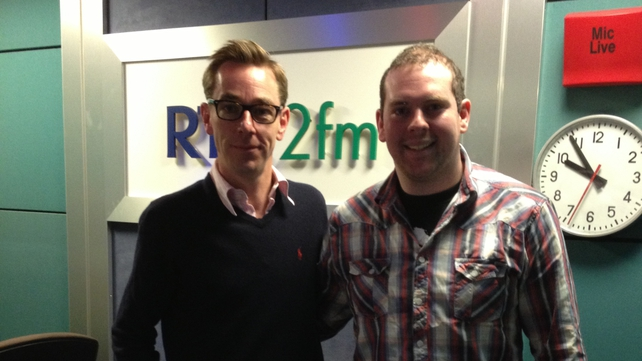 Tom Lenihan was speaking to RTÉ 2fm's Ryan Tubridy