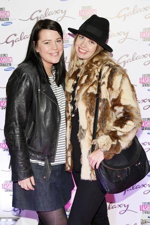 Corina Gaffey and Ciara Coyle