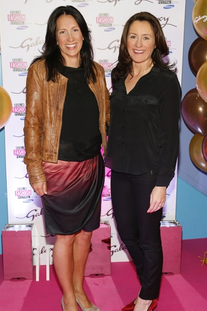 Roisin McCarthy and Betty Quigley