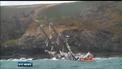 Astrid salvaged off Cork coast
