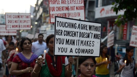 India : 4 men found guilty of gang rape of a young woman
