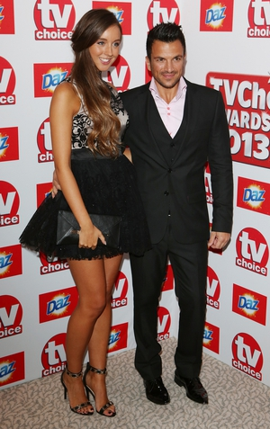 Emily McDonagh, Peter Andre