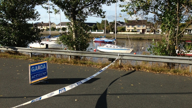 A search operation on the river Avoca has been called off (Pic: Conor Barrins)