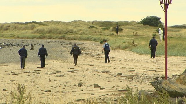 The partially clothed body of the 44-year-old man was found on Mornington Beach on Tuesday morning