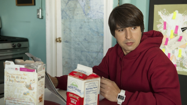 Demetri Martin is adorably awkward as sound engineer Louis