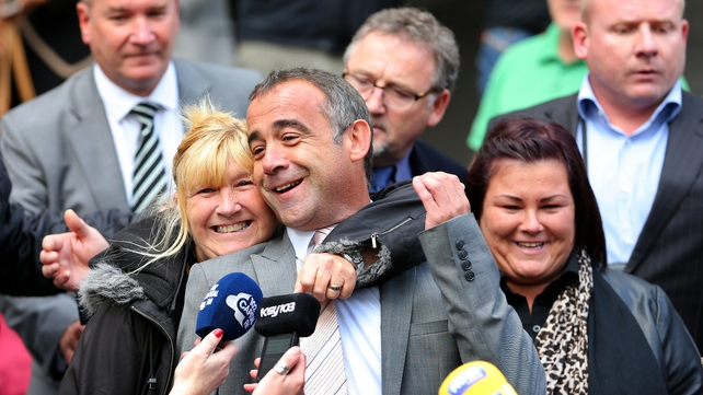 Michael Le Vell said the accusations were 'a pack of lies'