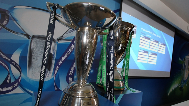 The replacement for the Heineken Cup was expected to be unveiled this week