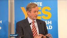 Kenny insists abolishing Seanad would not give Dáil more power