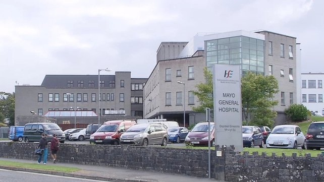 The body has been taken to Mayo General Hospital in Castlebar for a post-mortem examination