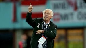 Giovanni Trapattoni insists he has had no contact from Lazio