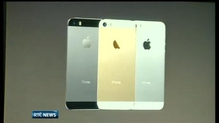 Two new iPhone models launched