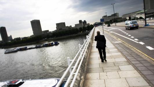 """""""The Stranger on the Bridge"""""""