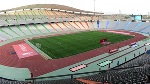 A view of the Ataturk Olympic Stadium - the likely venue for the final of 2020