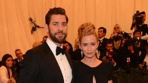 Emily Blunt is pregnant with her first child
