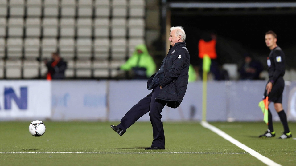 Last kick for Trapattoni as reign ends after double-whammy of defeats to Sweden and Austria