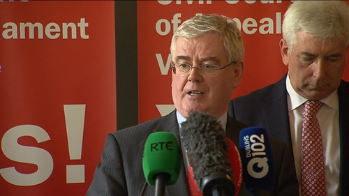 Roscommon-based John Kelly said Labour Party leader Eamon Gilmore should be replaced