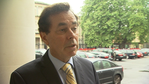 Alan Shatter said there was possibly some undue influence in the decisions that were made