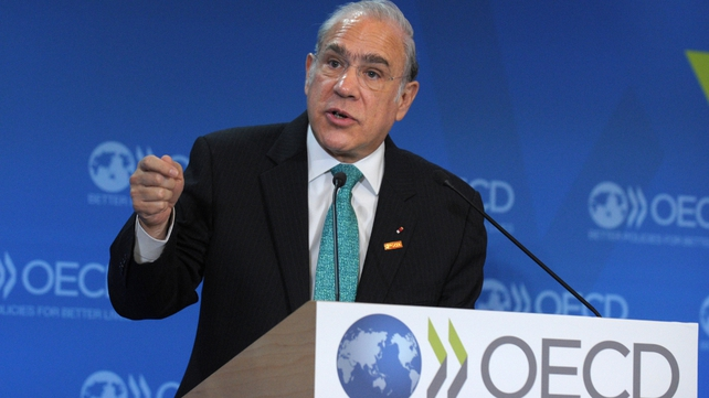 OECD head Angel Gurría said short term problems should not become long term disadvantages