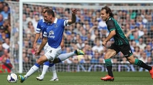 Darron Gibson's long-term injury means Martinez has to buy