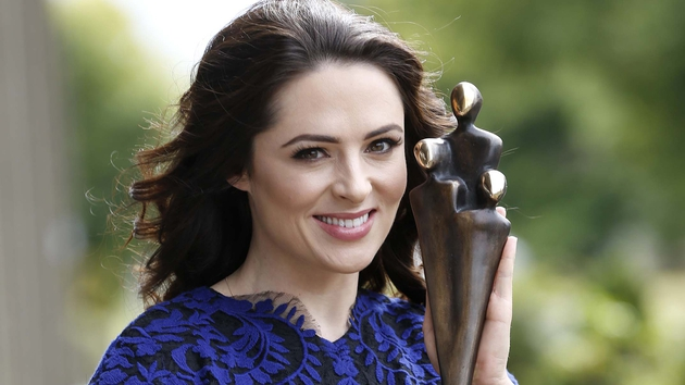 Seoige looks forward to this year's People of the Year Awards