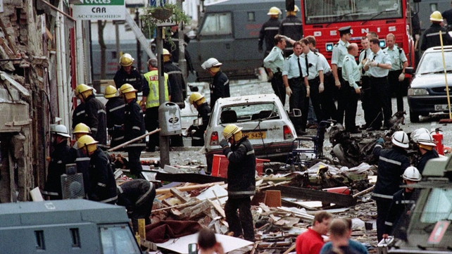 29 people, including a woman pregnant with twins, died in the 1998 Real IRA attack