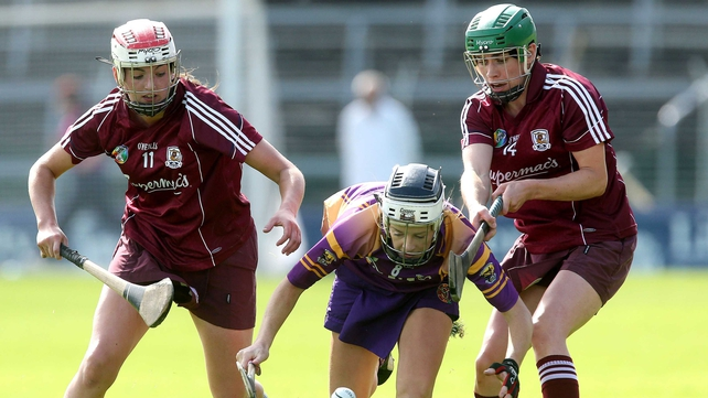 Galway easily overcame Wexford in the semi-final