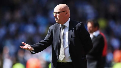 Brian McDermott is still the manager at Elland Road, according to Leeds