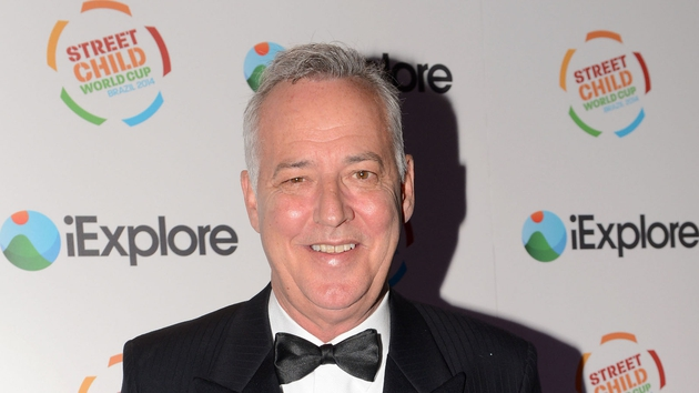 Michael Barrymore is making a comeback
