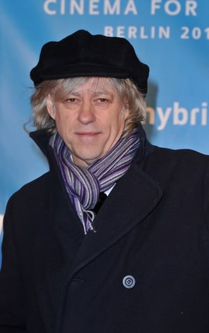 Bob Geldof is set to become the first Irish man in space