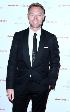 Ronan Keating is set to make his movie debut at the Jameson Dublin International Film Festival