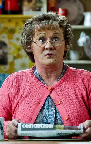 Mrs Brown's Boys won Best Comedy at the TV Choice Awards