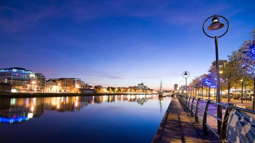 Tourism Ireland says foreign visitors contributed €3.64bn to the economy this year