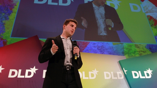 Airbnb CEO Brian Chesky said hospitality was in Dublin's DNA
