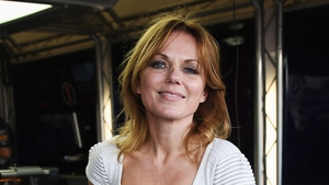"Geri Horner - ""I didn't know quite what to do with my feelings so I put it in a song, which became Angels in Chains."""