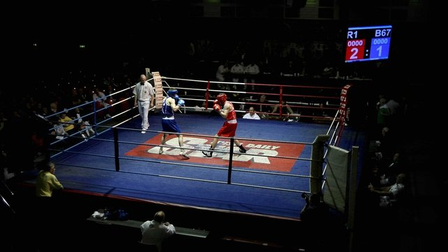 Three Irish boxers will come home with at least bronze from Ukraine