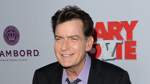 Charlie Sheen - a married man again!