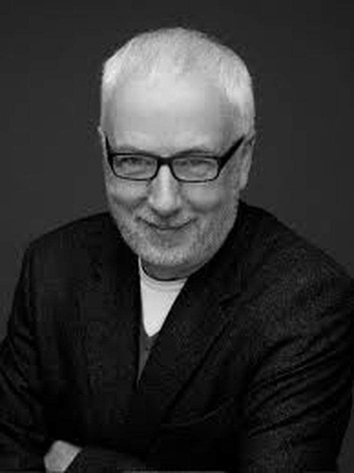 Fashion Designer Peter O'Brien