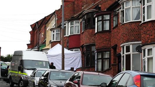 Leicester Fire - Tom Bateman