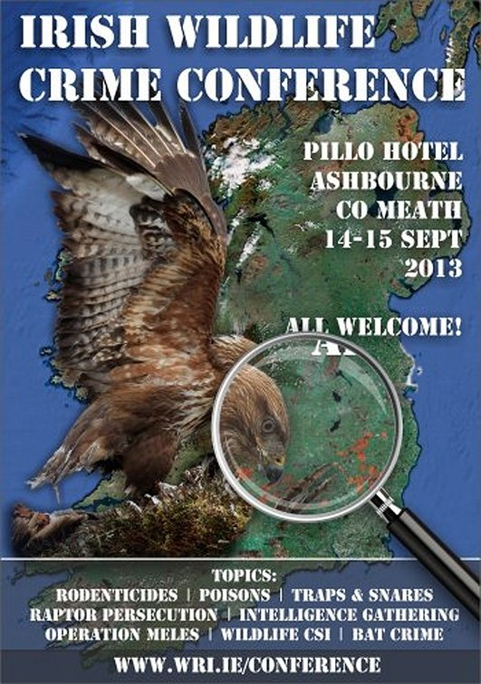 Irish Wildlife Crime Conference