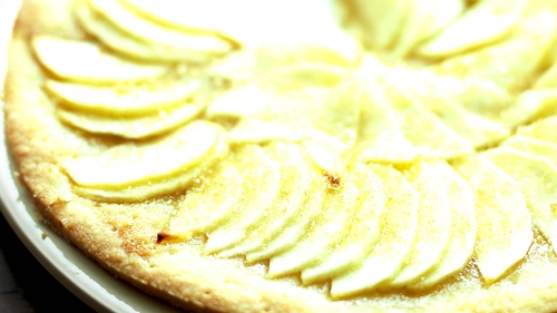 Kevin Dundon's Simple apple tart