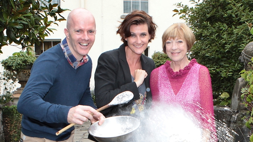 Cake takes centre stage as The Great Irish Bake Off returns